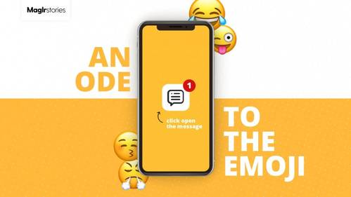 An Ode To The Emoji - Maglr Stories