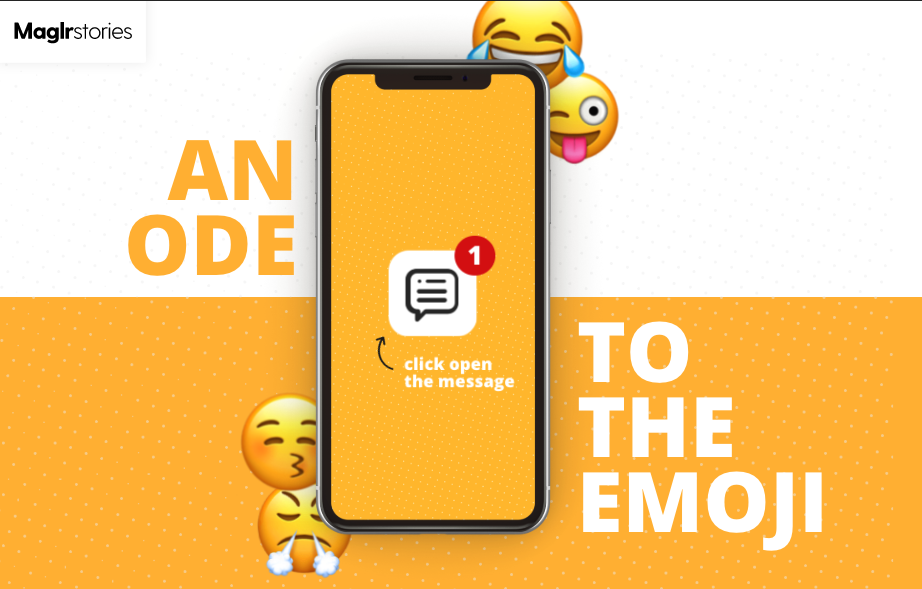 An ode to the emoji